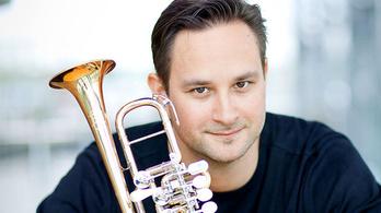 Boldoczki Gábor trombitaművész nemzetközi díjat nyert