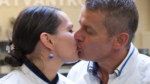 Rékasi Károly feleségül veszi Pikali Gerdát