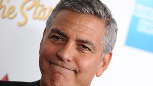 George Clooney már nem szívatja a színész haverjait