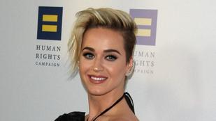 Katy Perry önimádó üzemmódba kapcsol, ha bizonytalan magával kapcsolatban