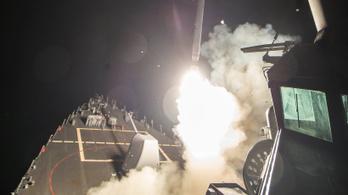 Az oroszok máris akcióznak Trump szíriai légicsapása miatt