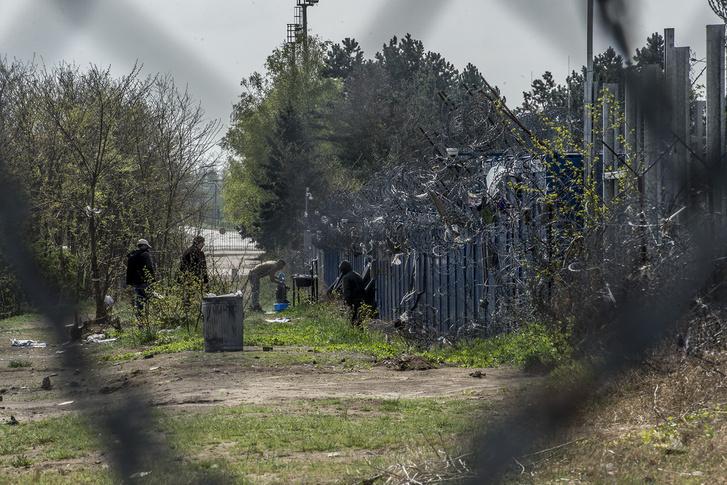 Szerbiában ezrek várakoznak a bejutásra