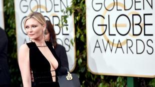 Kirsten Dunst utálta a szexjelenetet legújabb filmjének forgatásán