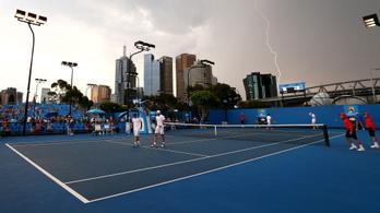 Cél: megszüntetni a teniszturizmust