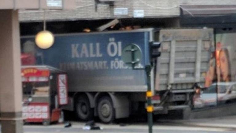 Elfogták a stockholmi merénylőt