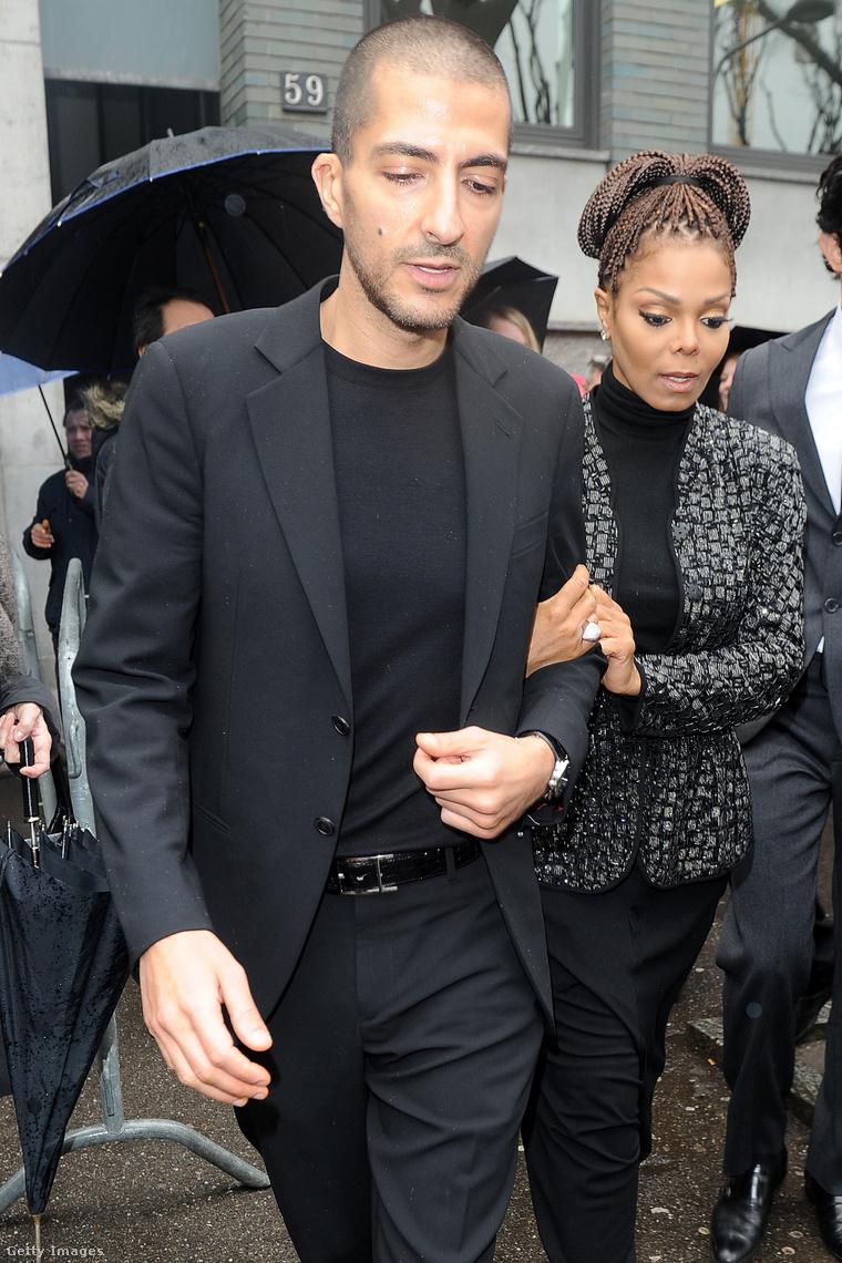 Janet Jackson és Wissam Al Mana