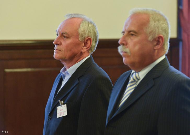 Galambos Lajos és Laborc Sándor