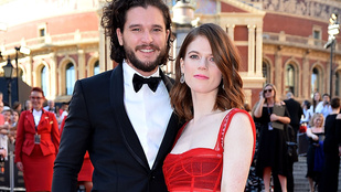 Kit Harington feleségül veszi Rose 'Ygritte' Leslie-t