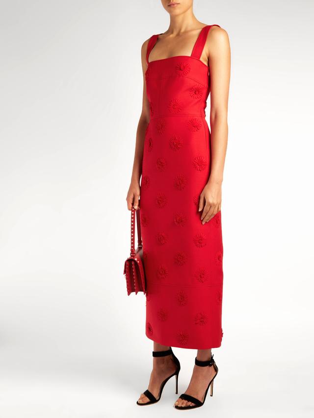 Eredetileg ilyen hosszú az olasz luxusruha.