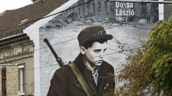 Bebizonyították: Pruck Pál szerepel az 56-os plakáton