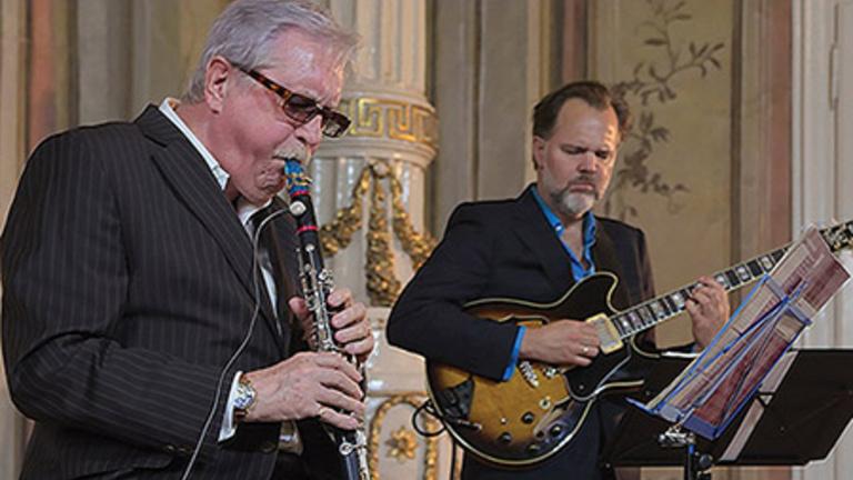 Jazzkedvelőknek kötelező: Artistry in Duo
