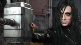 Cate Blanchett megmarkolja Thor szerszámát