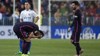 Potyautas viszi el a Barca bajnokságát