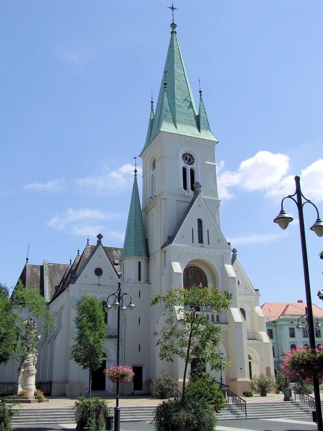 Kaposvári Nagyboldogasszony templom