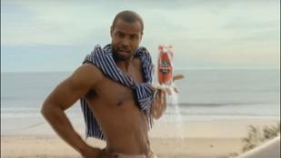 A férfiak se teljesen százasak, amikor reklámban szerepelnek