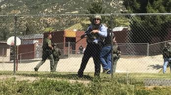 Két felnőtt és egy gyerek meghalt egy amerikai iskolai lövöldözésben