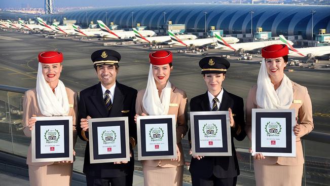 Tarolt az utazók felmérésén a világ kedvenc légitársasága