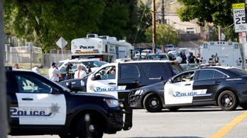 Volt feleségét lőtte le a San Bernardinó-i támadó
