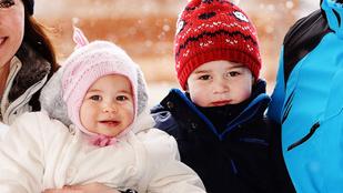 Sarolta hercegnő és György herceg komoly feladatot kap majd Pippa Middleton esküvőjén
