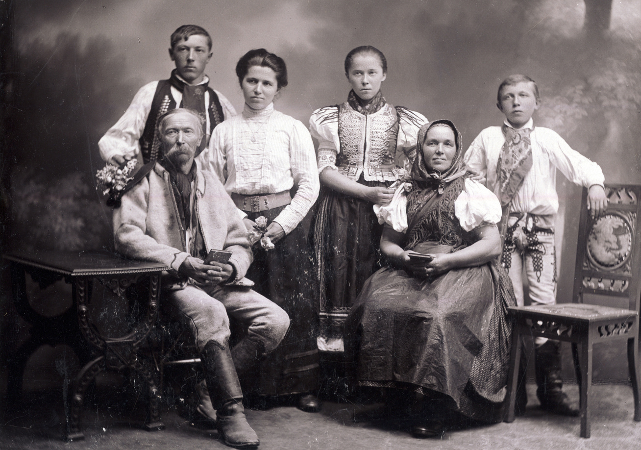 paraszt-csalad