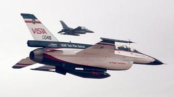 Drón és ember együttműködését teszteli az amerikai légierő
