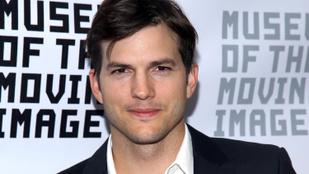 Ashton Kutcher hatalmas szerencsének tartja, hogy elvált Demi Moore-tól