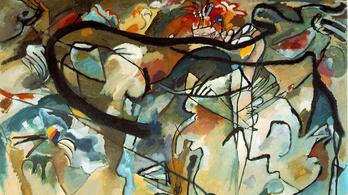Kié az első absztrakt festmény?