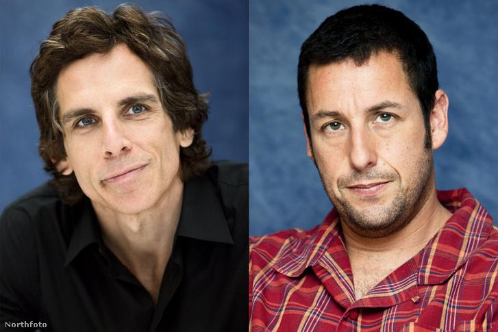 Ben Stiller és Adam Sandler