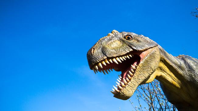 Még több dinó bukkan fel az idén Veszprémben
