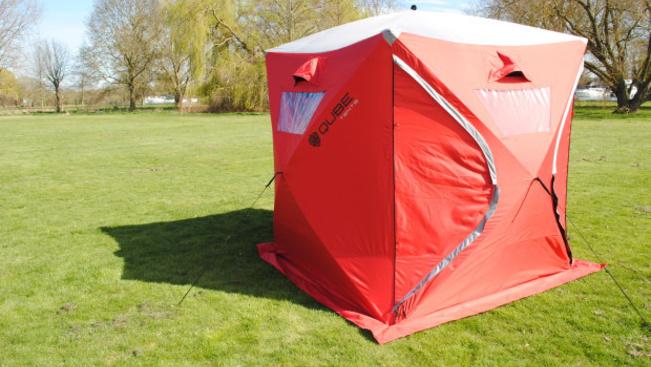 Ez a sátor minden túrázó álma lesz