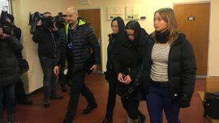 Kiengedték az érdi nőt, aki egy évig egy táskában rejtegette csecsemője holttestét