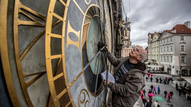 Orloj nélkül marad Prága