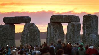 Mobilapp kelti életre Stonehenge hangjait