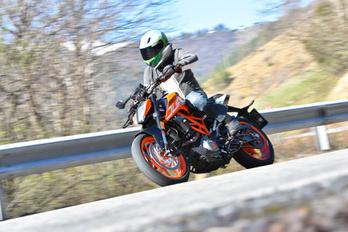 125 Duke KTM