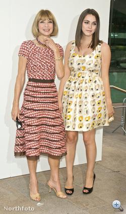 Wintour és lánya, Bee Shaffer