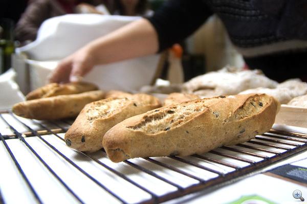 A kenyerek.