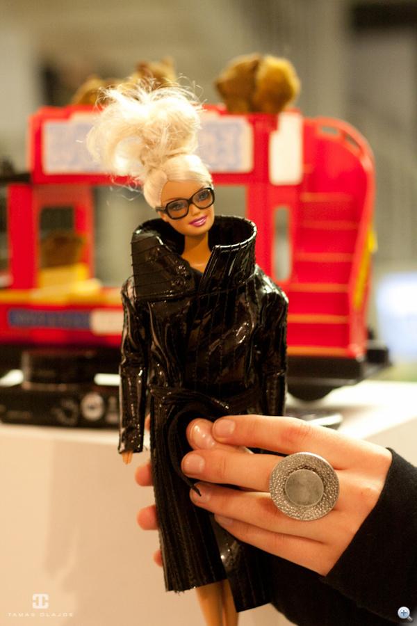 Fashion Victim Barbie