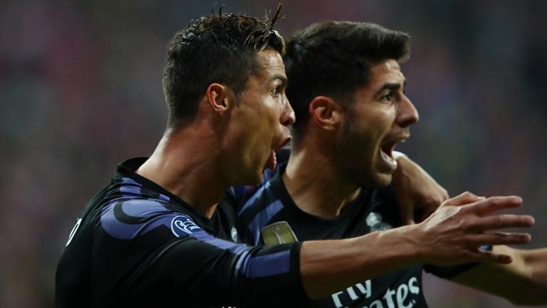 A Real és C. Ronaldo hidegvérrel használta ki a mediterrán hibákat