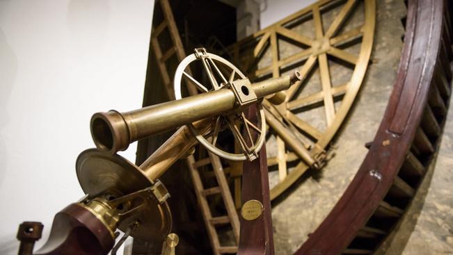 Ötvenéves az egri Varázstorony csillagászati múzeuma