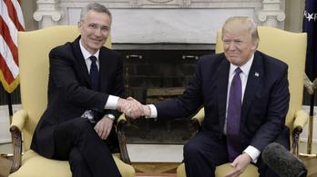 Trump szerint mégsem fölösleges a NATO