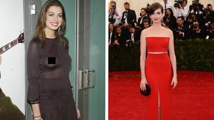 Ennyit változott Anne Hathaway stílusa 20 év alattAnne Hathaway stílusa az elmúlt 20 évben