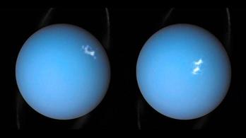 Megtalálták az Uránusz rég elvesztett sarkait