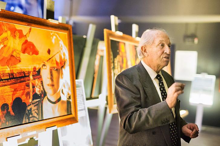 Vittorio Storaro Writing with Light photo Palyi Zsofia Budapesti