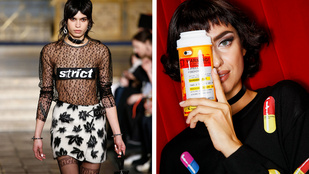Újra a kábítószerekhez nyúlt a divatvilág