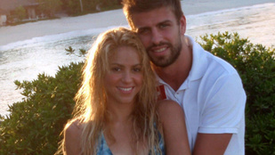 Shakira megírta, milyen szuper Piqué csajának lenni