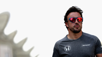 Mi folyik a McLaren-Hondánál?