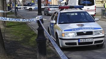 Rendőri intézkedés közben halt meg egy férfi a VIII. kerületben