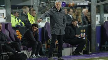 Mourinho: Nem nyertünk, mert littylötty csatáraim vannak