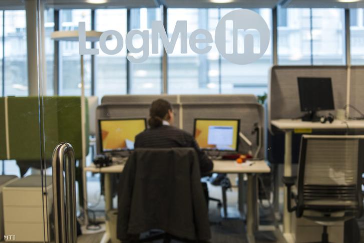 A Log Me In startup budapesti irodája