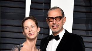 Megszületett Jeff Goldblum második kisfia